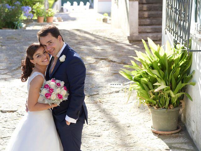 O casamento de Rui e Rute em Linhó, Sintra 72