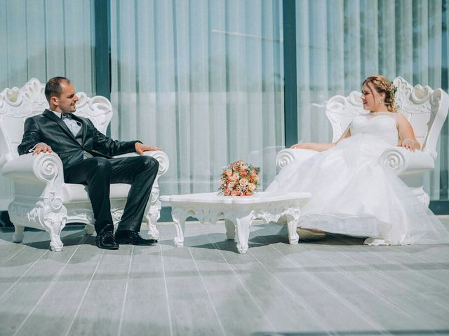 O casamento de André e Ana em Balazar, Póvoa de Varzim 2