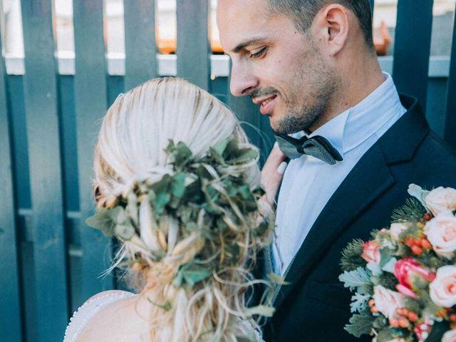 O casamento de André e Ana em Balazar, Póvoa de Varzim 1