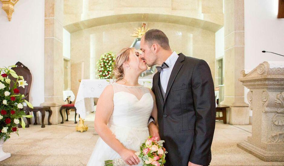 O casamento de André e Ana em Balazar, Póvoa de Varzim