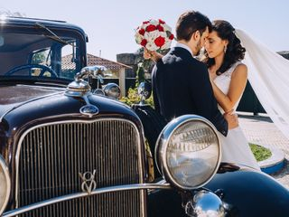 O casamento de Rita e Eduardo