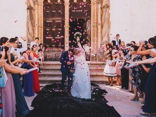 O casamento de Sofia e Rafael