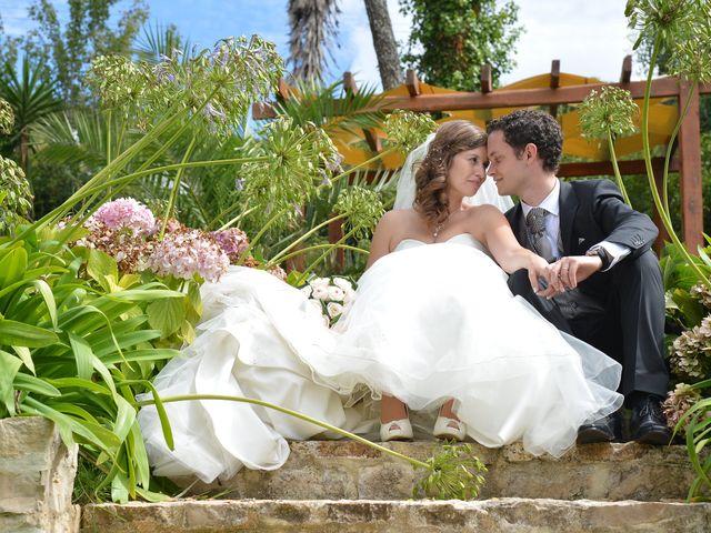O casamento de Isabelle e Sergio