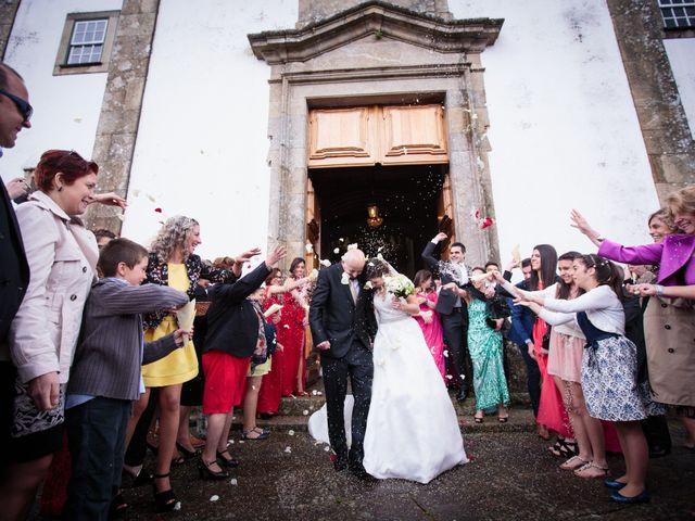 O casamento de David e Sara em Valença, Valença 18