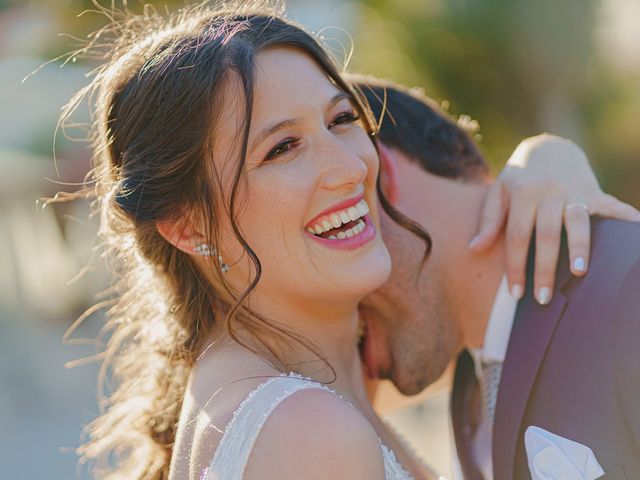 O casamento de Leandra e Pedro