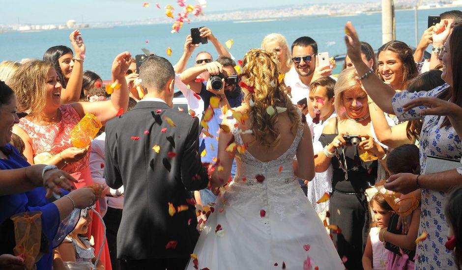 O casamento de Ricardo   e Carina   em Moita, Moita