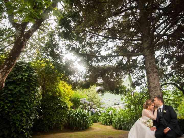 O casamento de Iryna e José