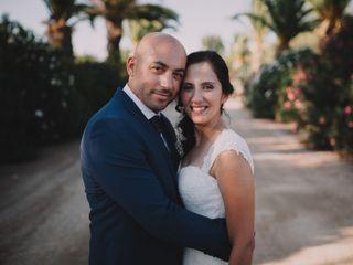 O casamento de Liliana e Afonso