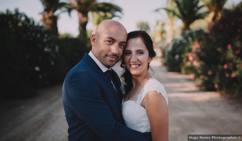 O casamento de Afonso e Liliana em Salvaterra de Magos, Salvaterra de Magos