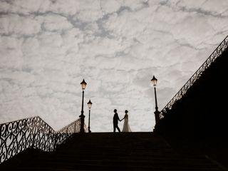 O casamento de Luciana e Victor