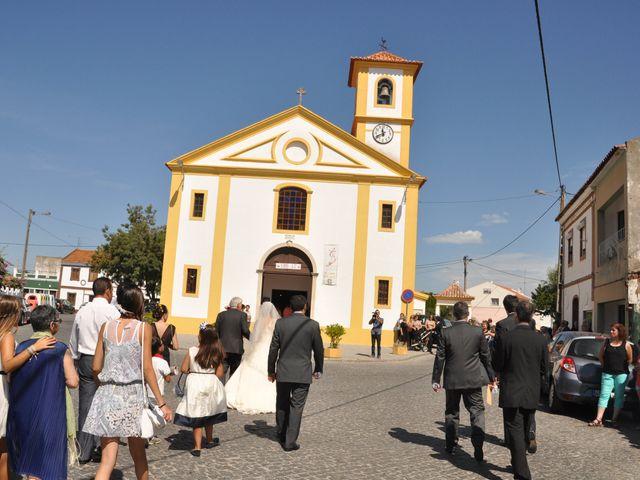 O casamento de Marco e Tânia em Pego, Abrantes 24