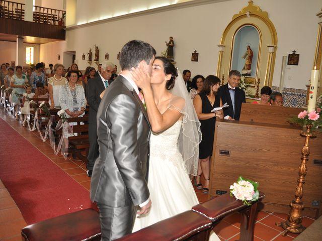 O casamento de Marco e Tânia em Pego, Abrantes 1