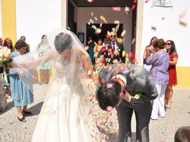 O casamento de Marco e Tânia em Pego, Abrantes 41