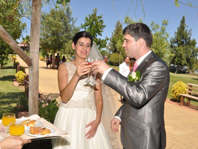 O casamento de Marco e Tânia em Pego, Abrantes 45