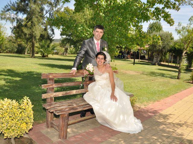 O casamento de Marco e Tânia em Pego, Abrantes 56