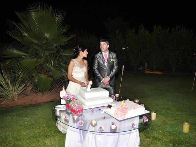 O casamento de Marco e Tânia em Pego, Abrantes 74