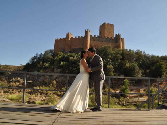 O casamento de Marco e Tânia em Pego, Abrantes 80