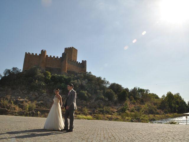 O casamento de Marco e Tânia em Pego, Abrantes 81
