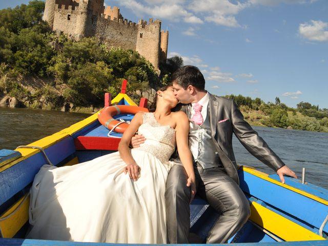 O casamento de Marco e Tânia em Pego, Abrantes 84