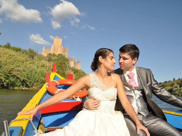 O casamento de Marco e Tânia em Pego, Abrantes 85