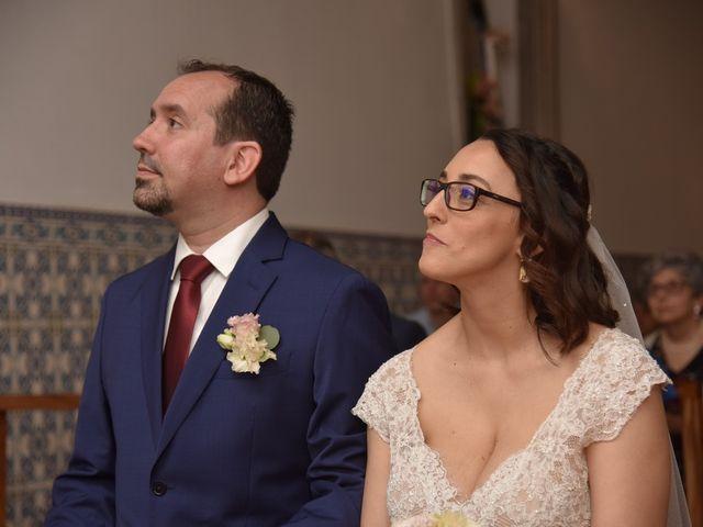 O casamento de Nuno e Ângela em Conceição da Abóboda, Cascais 9