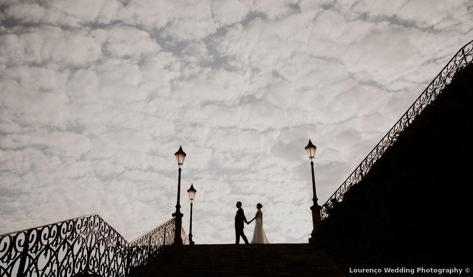 O casamento de Victor e Luciana em Lisboa, Lisboa (Concelho)