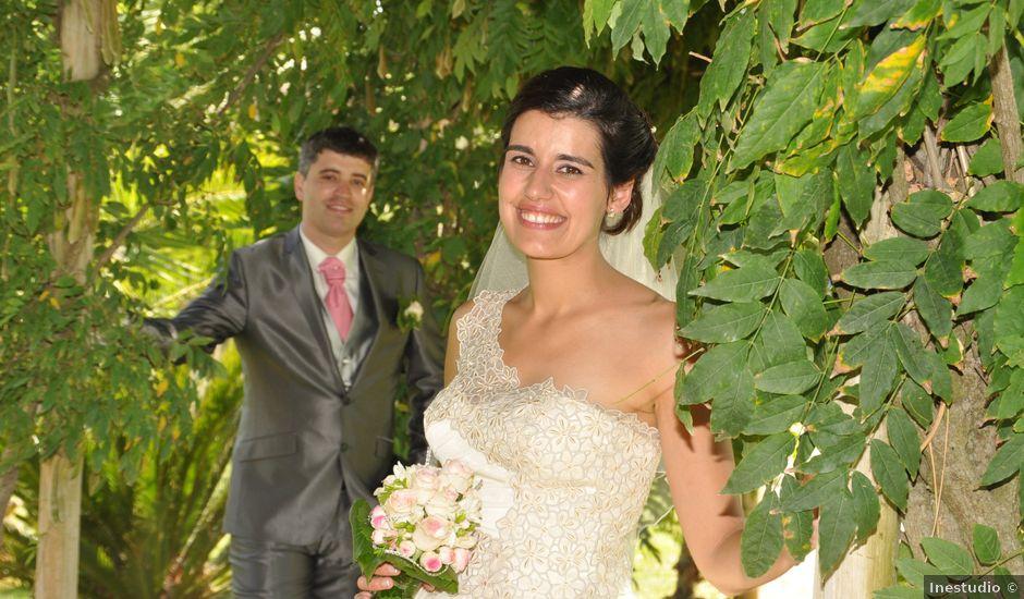 O casamento de Marco e Tânia em Pego, Abrantes