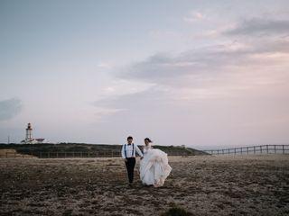 O casamento de Manuela e Hugo