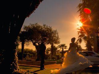 O casamento de Cátia e Samuel