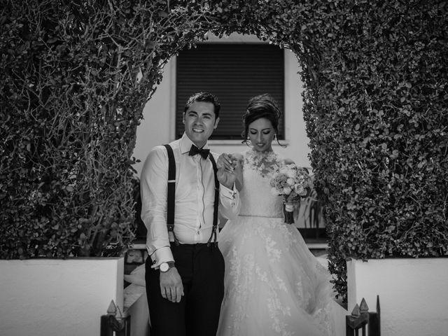 O casamento de Hugo e Manuela em Glória do Ribatejo, Salvaterra de Magos 19