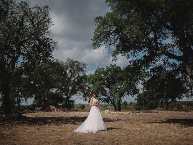 O casamento de Hugo e Manuela em Glória do Ribatejo, Salvaterra de Magos 21