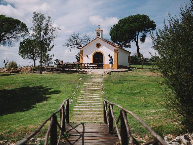 O casamento de Hugo e Manuela em Glória do Ribatejo, Salvaterra de Magos 27