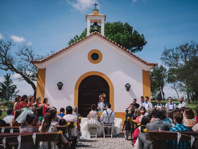 O casamento de Hugo e Manuela em Glória do Ribatejo, Salvaterra de Magos 29