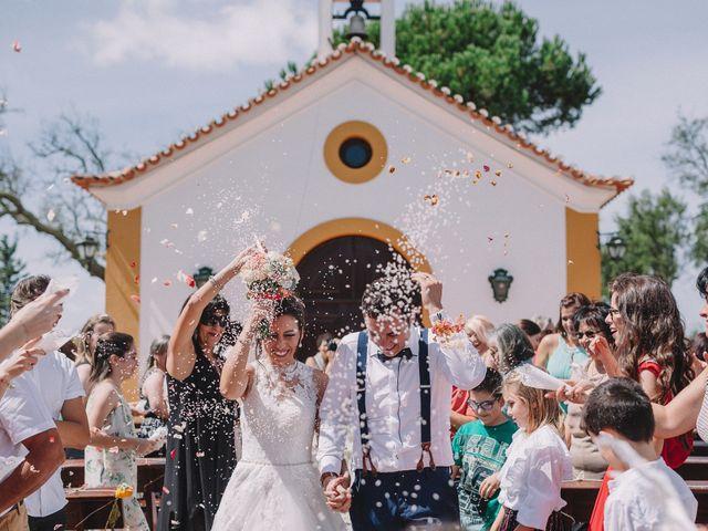 O casamento de Hugo e Manuela em Glória do Ribatejo, Salvaterra de Magos 30