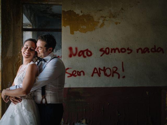 O casamento de Hugo e Manuela em Glória do Ribatejo, Salvaterra de Magos 1