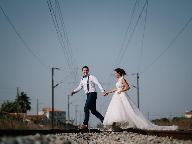 O casamento de Hugo e Manuela em Glória do Ribatejo, Salvaterra de Magos 36