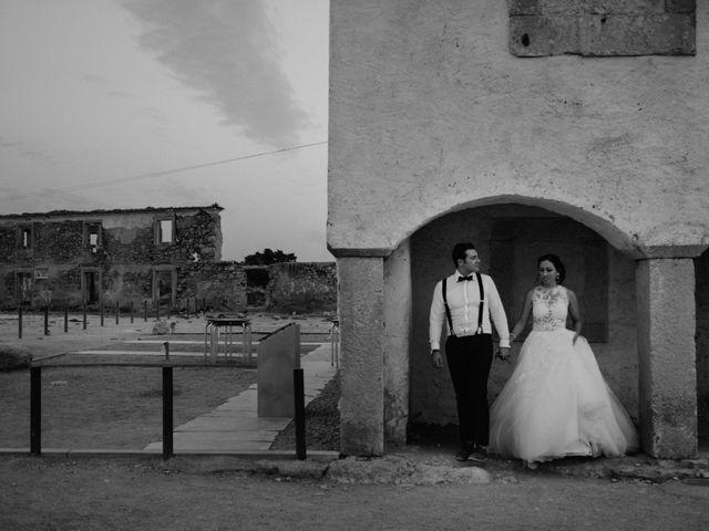 O casamento de Hugo e Manuela em Glória do Ribatejo, Salvaterra de Magos 45