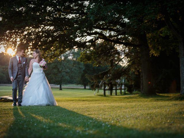 O casamento de Karin e Victor