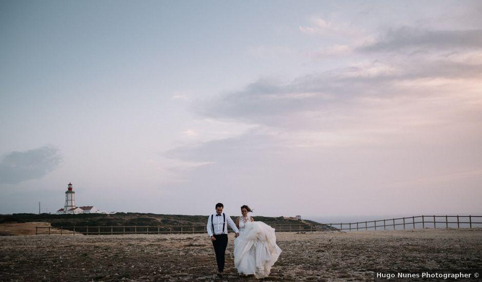 O casamento de Hugo e Manuela em Glória do Ribatejo, Salvaterra de Magos