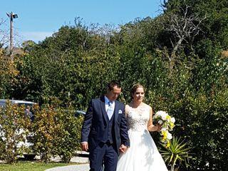 O casamento de Stéphanie  e Pedro  2