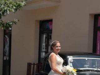 O casamento de Stéphanie  e Pedro  3
