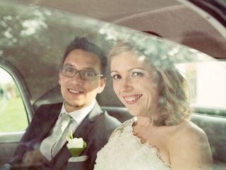 O casamento de Paula e Rui