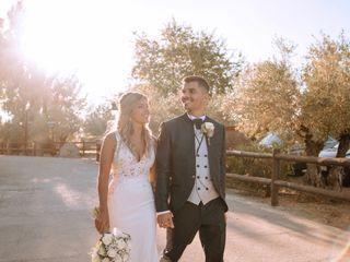 O casamento de Raquel e André
