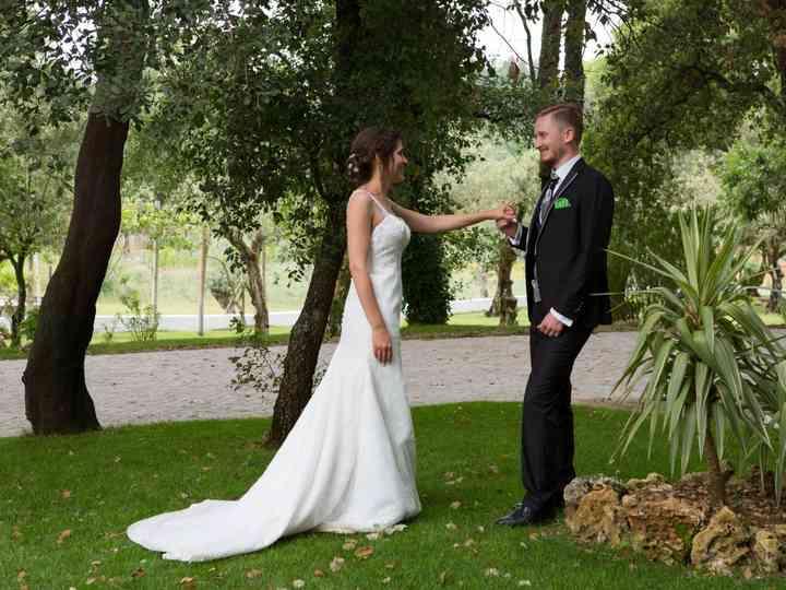 O casamento de Nathalie e Nicolae