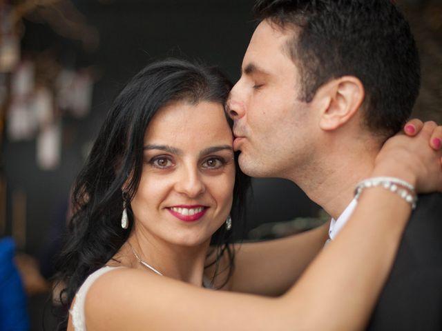 O casamento de Tânia e Stephane