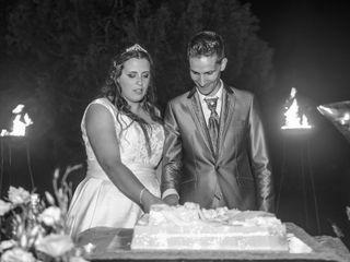 O casamento de Diana e Miguel
