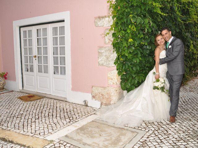 O casamento de Leonor e Tiago