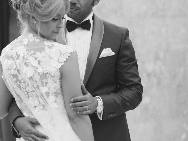 O casamento de Valeriya e Reda