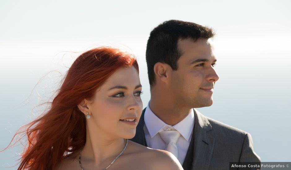 O casamento de Pedro e Ana em Torres Vedras, Torres Vedras