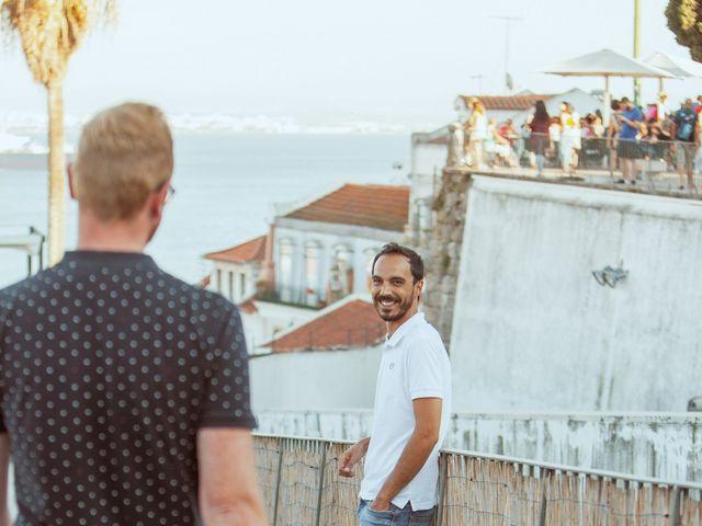 O casamento de Nuno e Mark em Sintra, Sintra 7